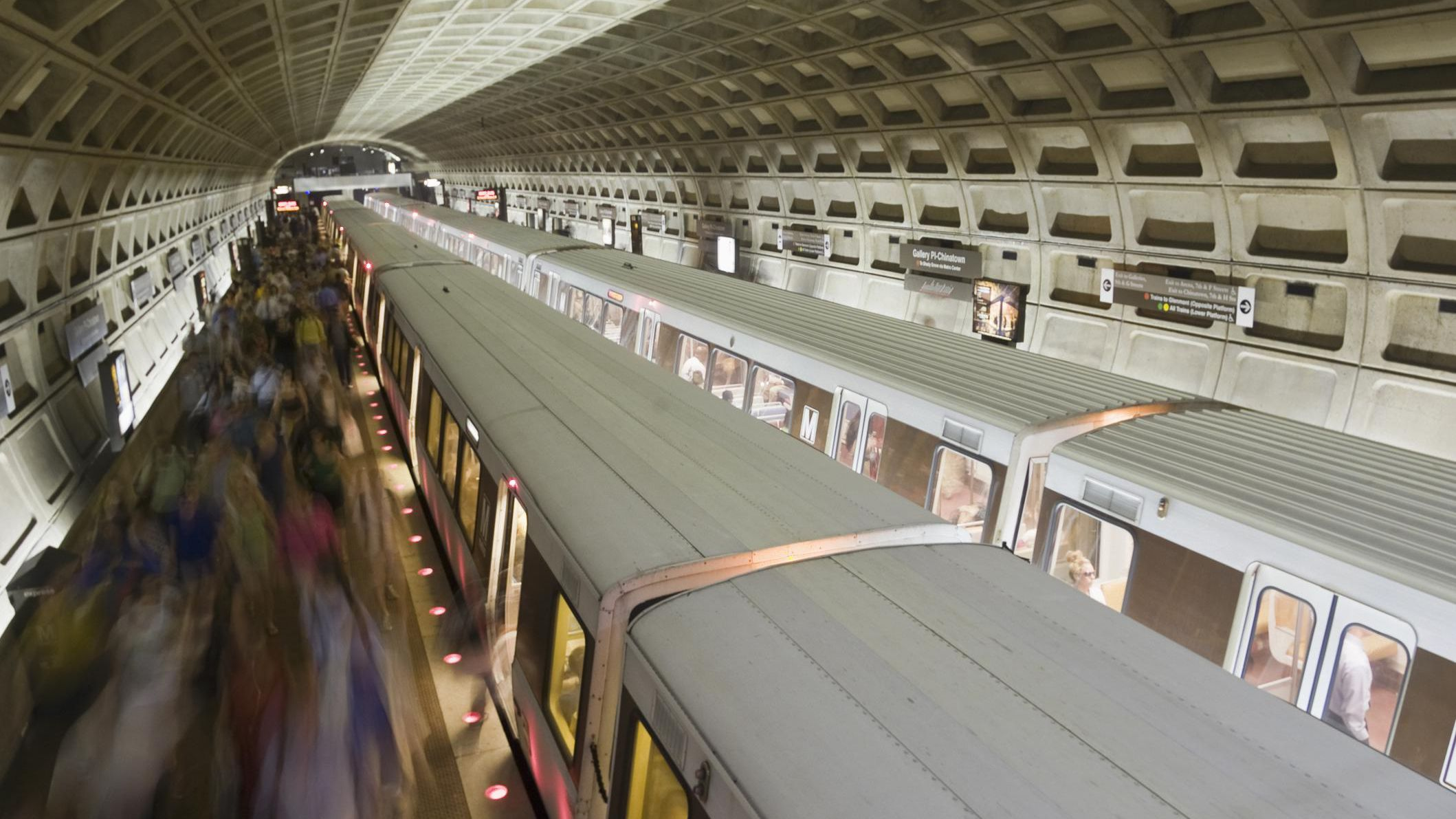 The Best Metro Stations for Sightseeing in Washington DC