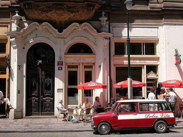 La Dolce Vita, Praga
