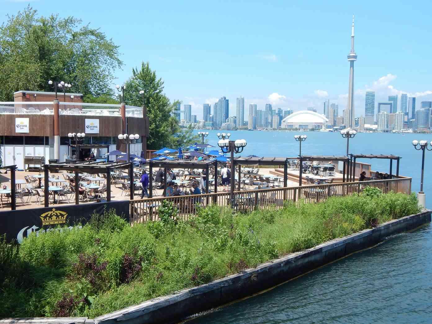 Toronto Island BBQ & Beer Co.