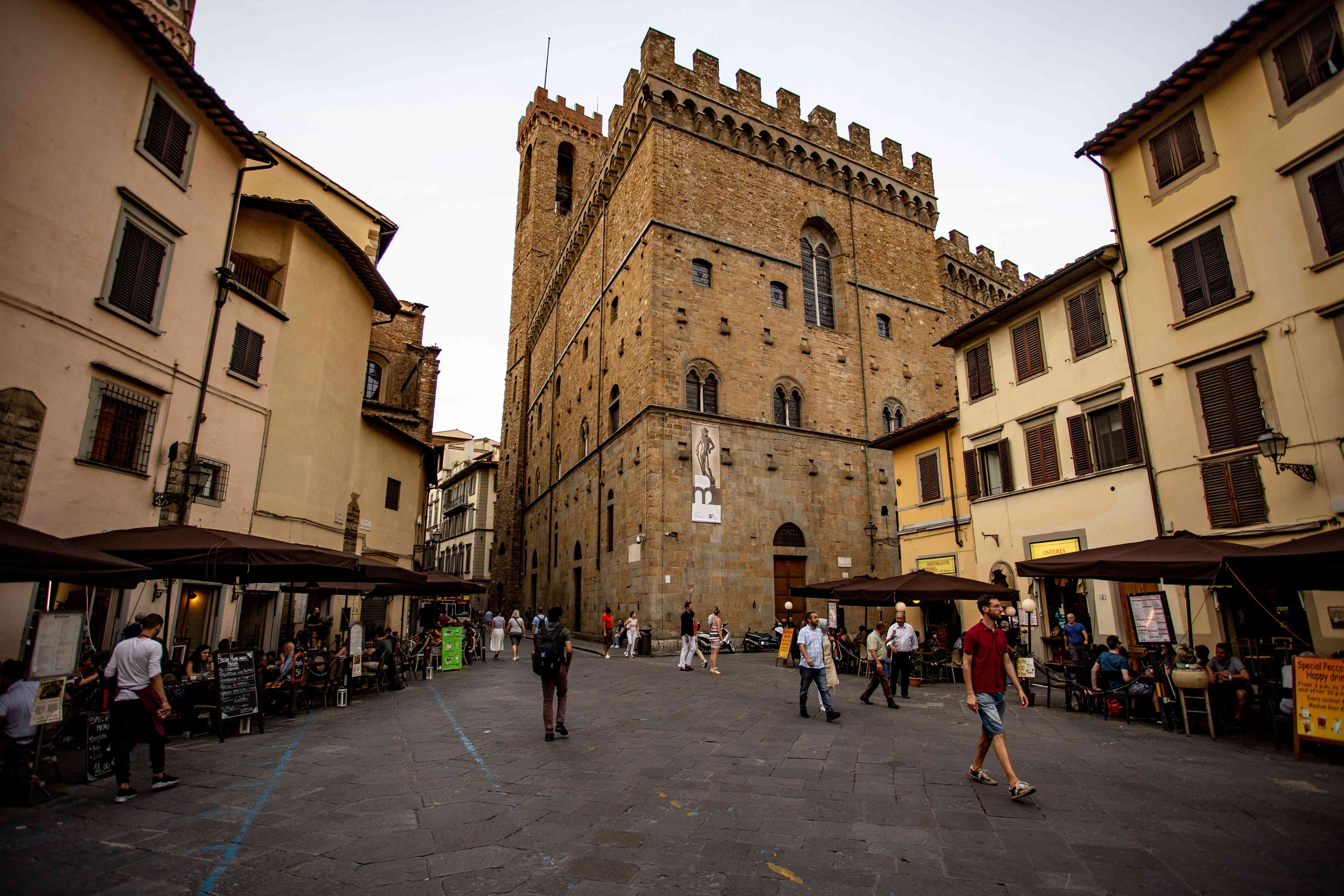 Museo Nazionale del Bargello in Florence, Italy