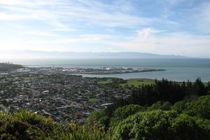 View of Nelson new zealand
