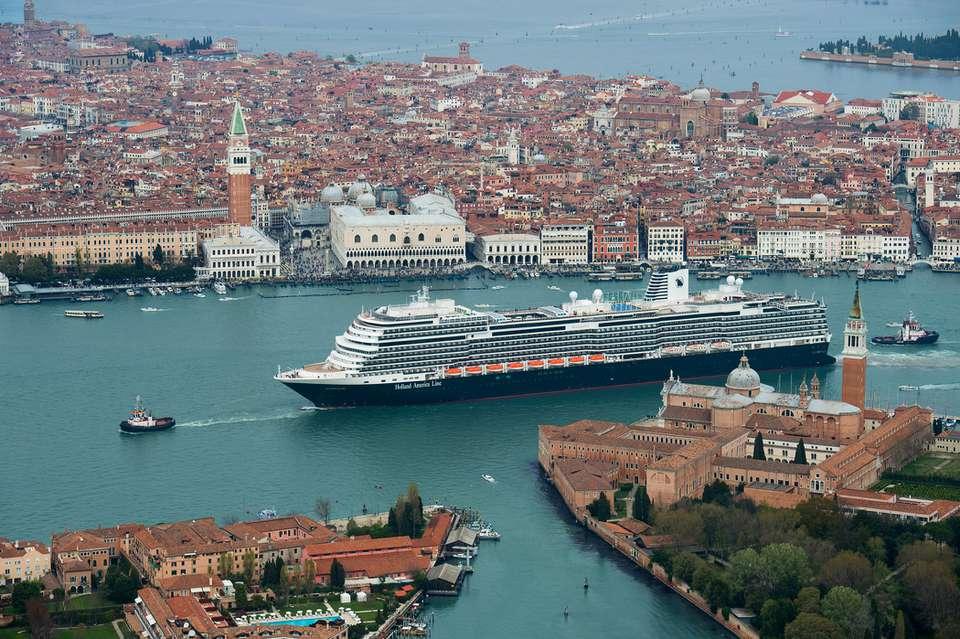 Crucero Holland America Koningsdam en Venecia