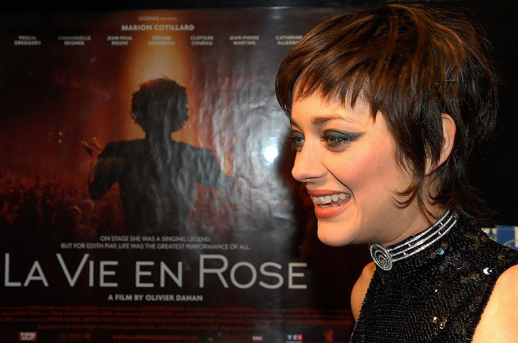 French actress Marion Cotillard speaks at the opening ceremony of the