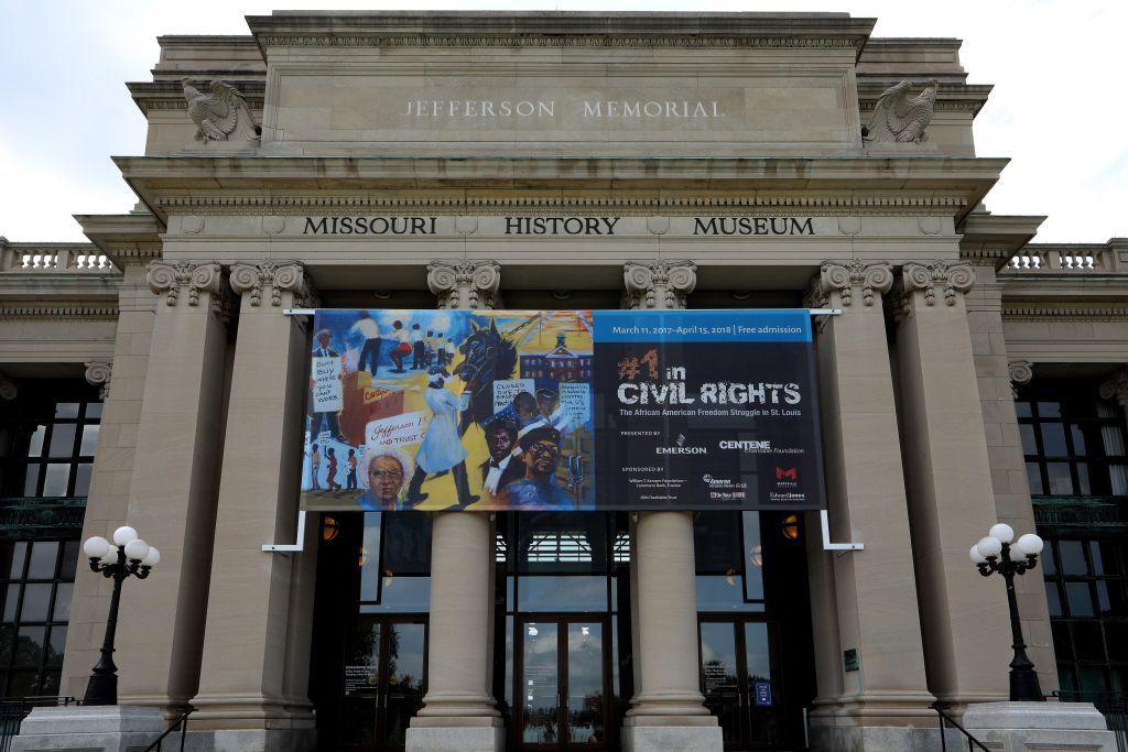 Missouri History Museum in St. Louis, Missouri