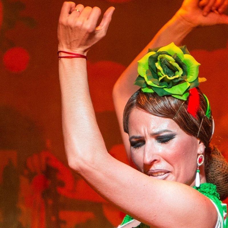 Dancer at El Arenal