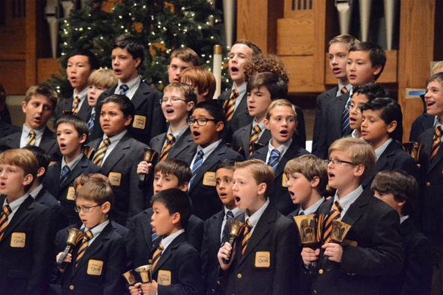 Phoenix Boys Choir Holiday Concert