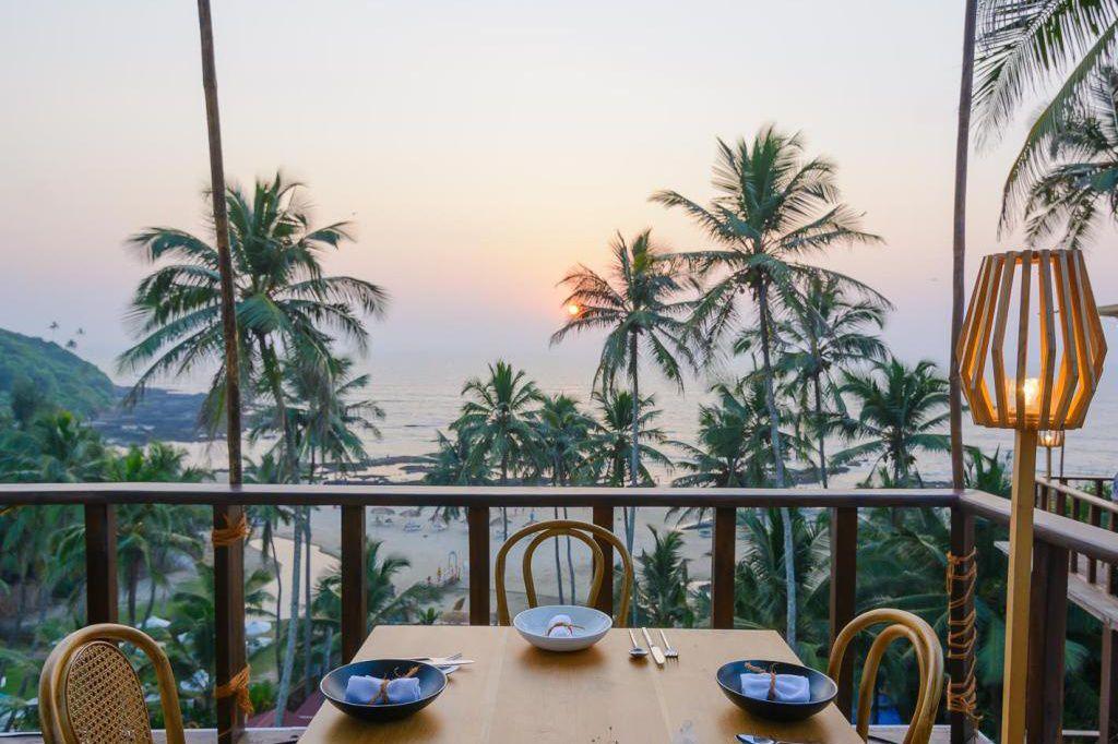 Antares, Goa.