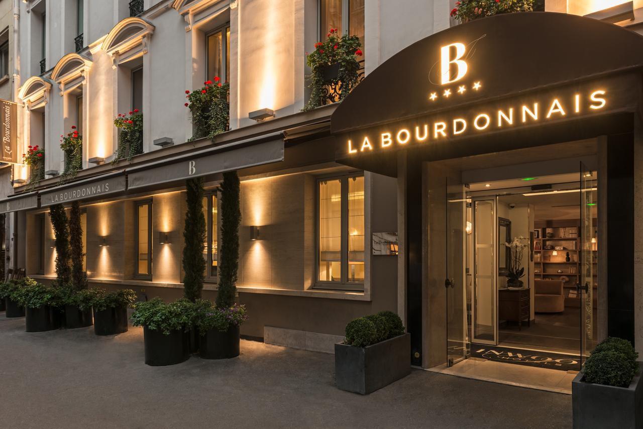 Hotel de la Bourdonnais, Paris