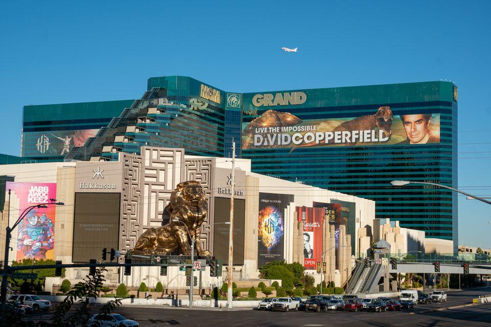 MGM Grand in Las Vegas, Nevada