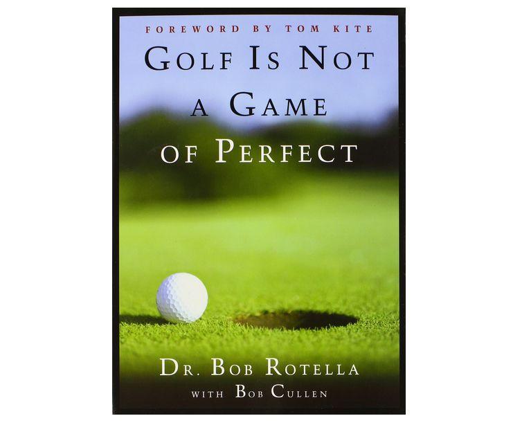 El golf no es un juego de portada de libro perfecto
