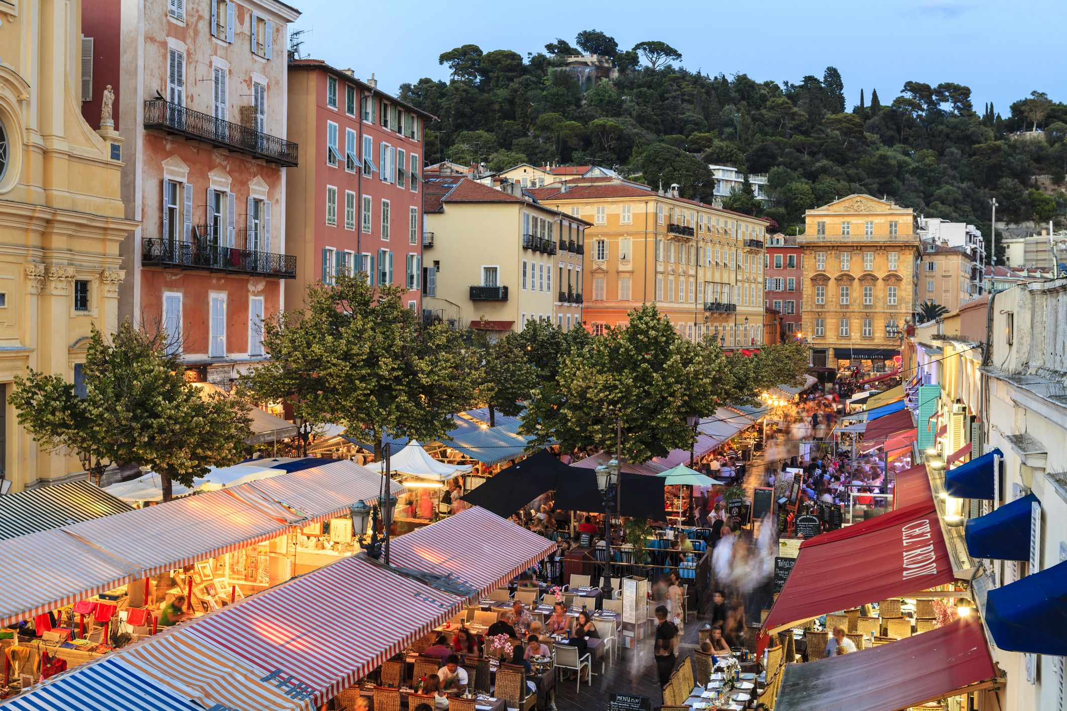 Nice France For Food Lovers