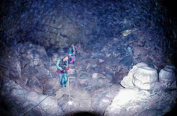 Monte Cucco Cave photo