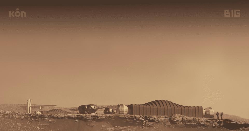 NASA simulator mission
