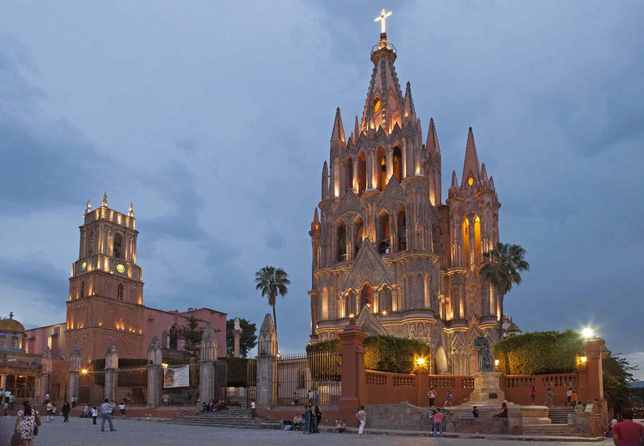 San Miguel Arcangel Cathedral