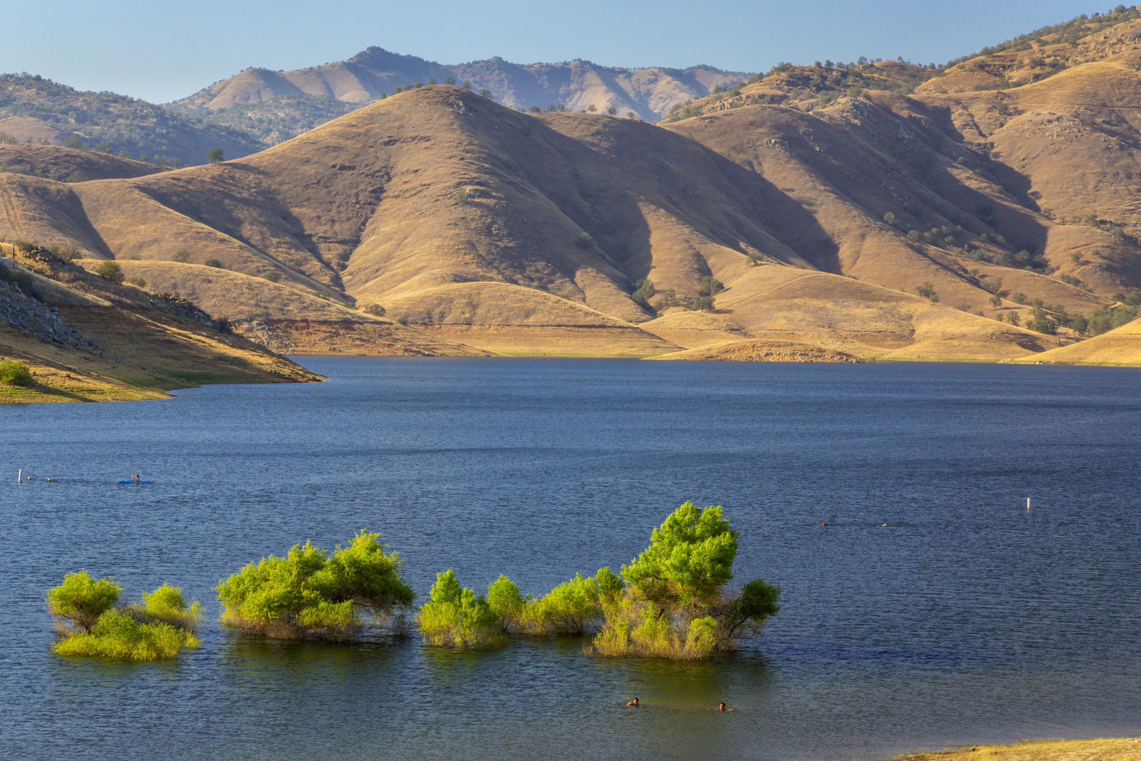 Lake Kaweah, Three Rivers, California