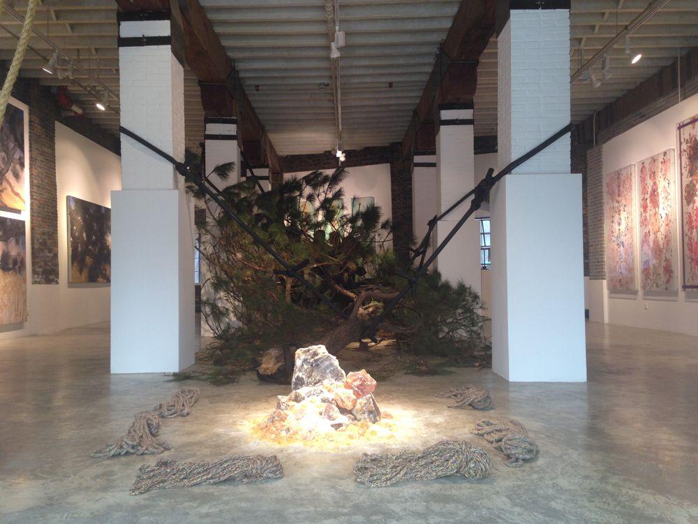 galería de arte contemporáneo de artCN shanghai