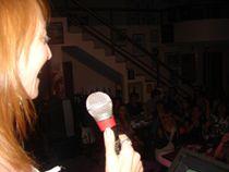 Karaoke Buenos Aires at Republica de Aca.