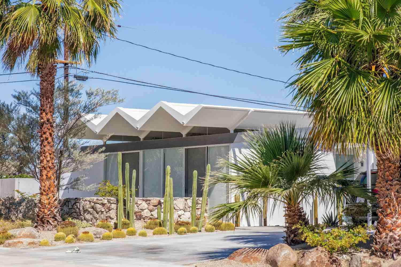 Wexler Steel House, Palm Springs