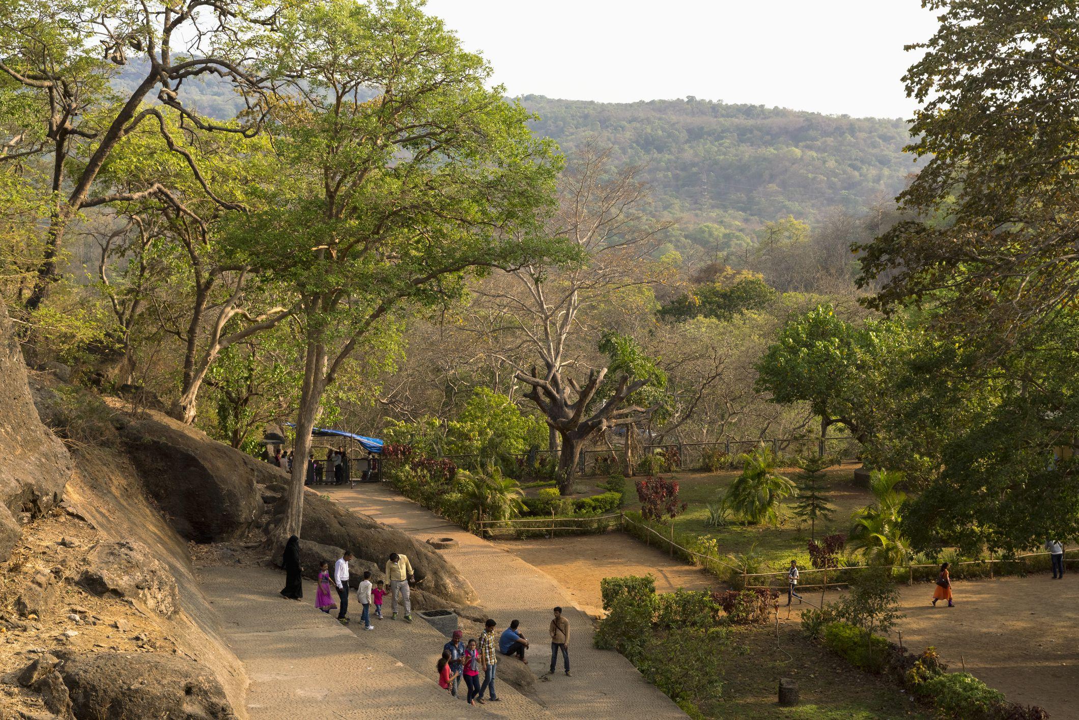 Sanjay Gandhi National Park in Mumbai: Visitor's Guide