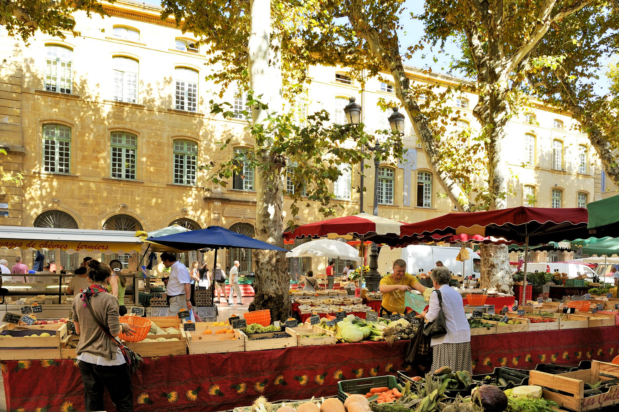 The Best Open-Air Markets in Provence and the South of France