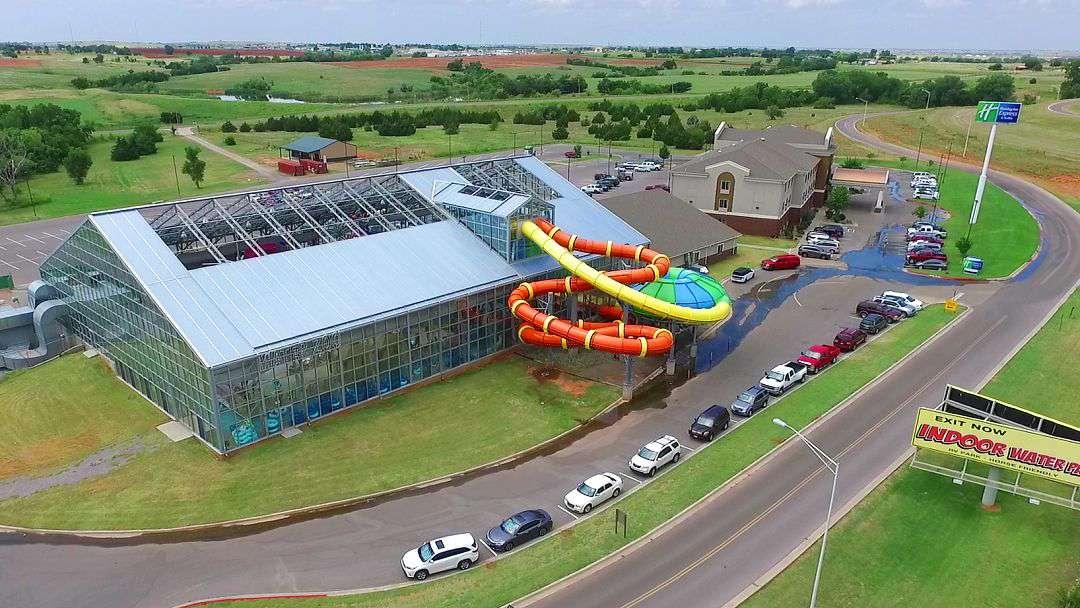 Water-Zoo indoor water park in Oklahoma