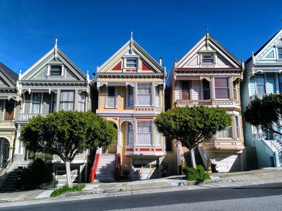 Las encantadoras victorianas de SF