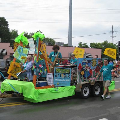 Webster Groves Community Days Parade