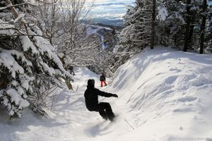 Quebec ski resorts among the best near Montreal include Mont Orford.