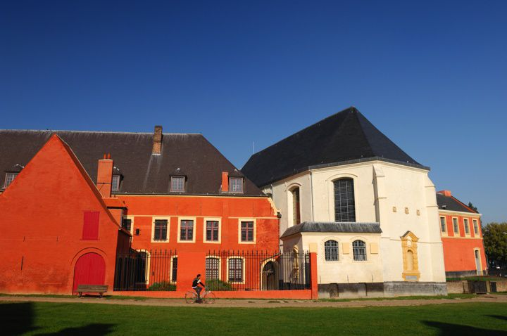 The Musee de l'Hospice Comtesse in Lille
