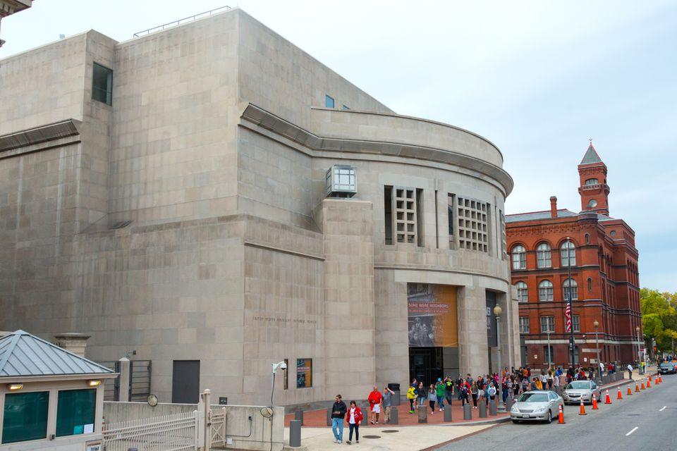 Holocaust Museum in Washington, D.C.