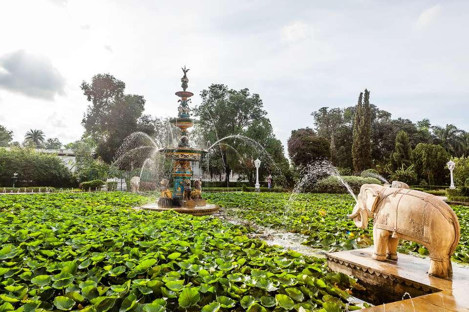 Saheliyon-ki-Bari in Udaipur