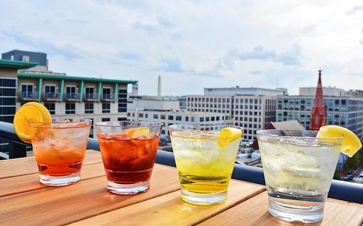 15 Great Rooftop Bars in Washington, DC