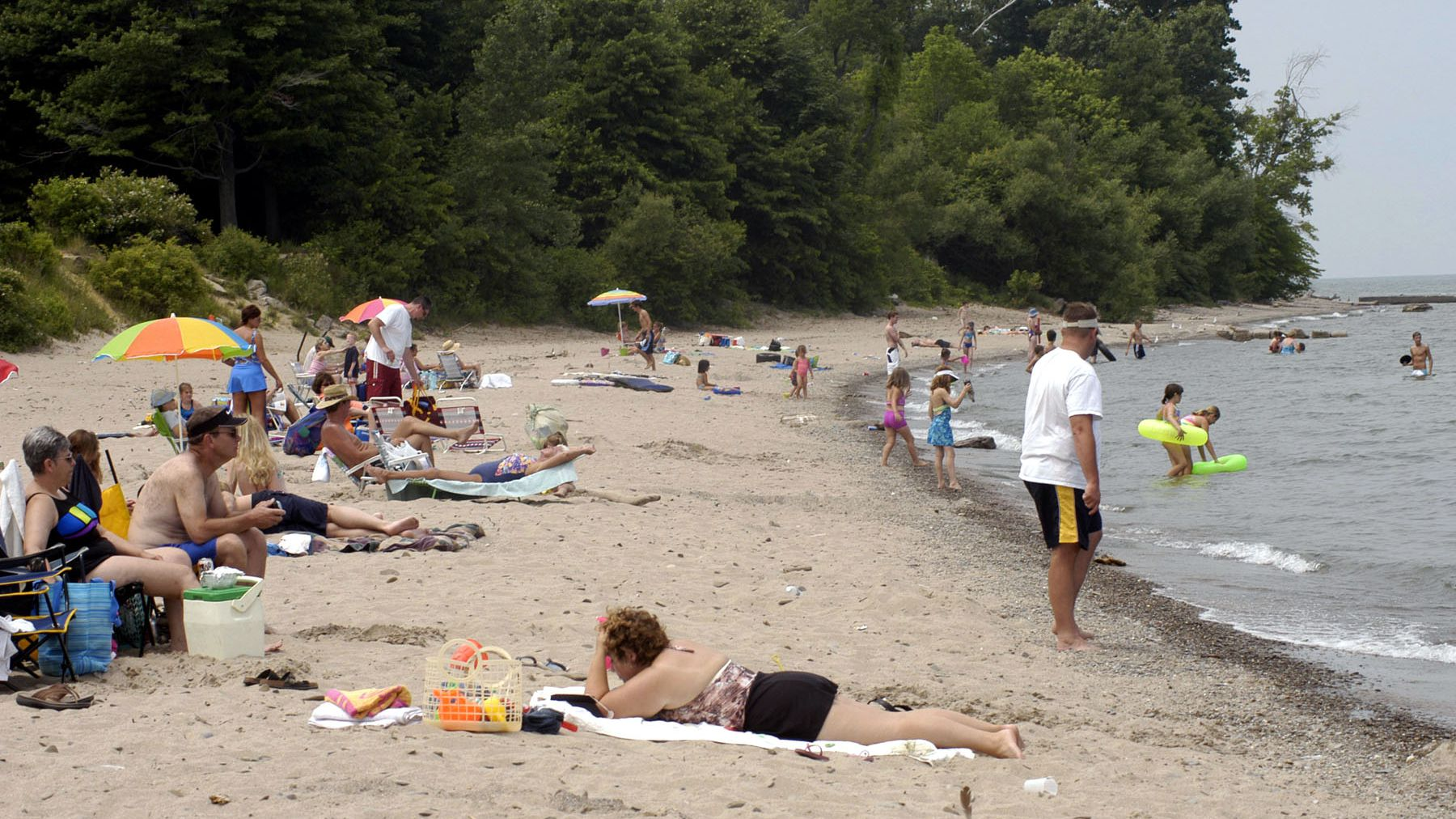 Cleveland And Northeast Ohio S Lake Erie Beaches