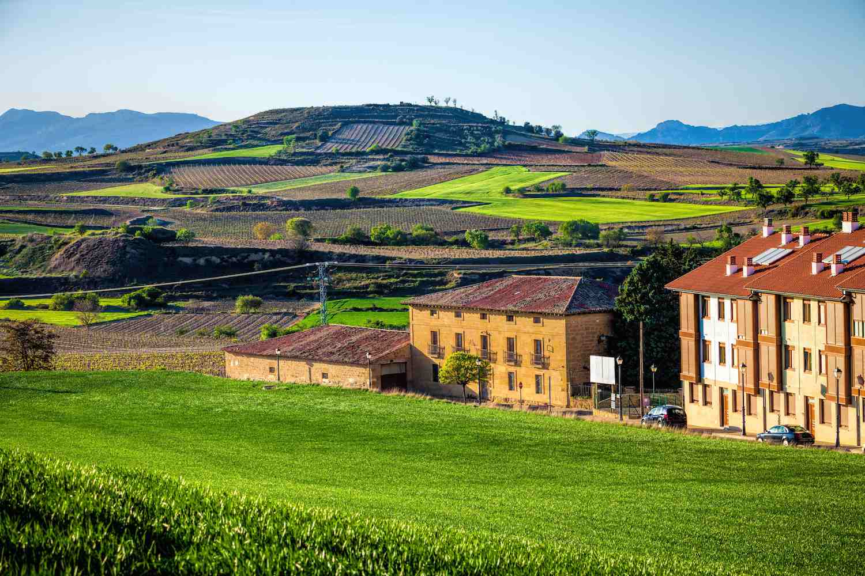 Rioja Alavesa, Basque Country, Spain