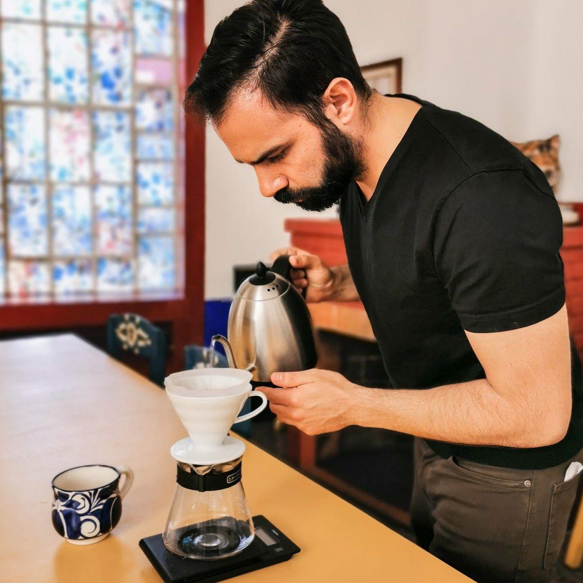Airbnb coffee class