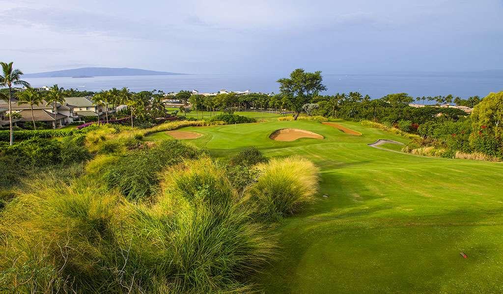 Blue Course at Wailea Golf Club