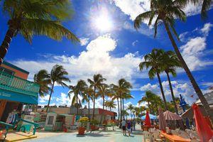 Usa, Florida, Fort Myers Beach