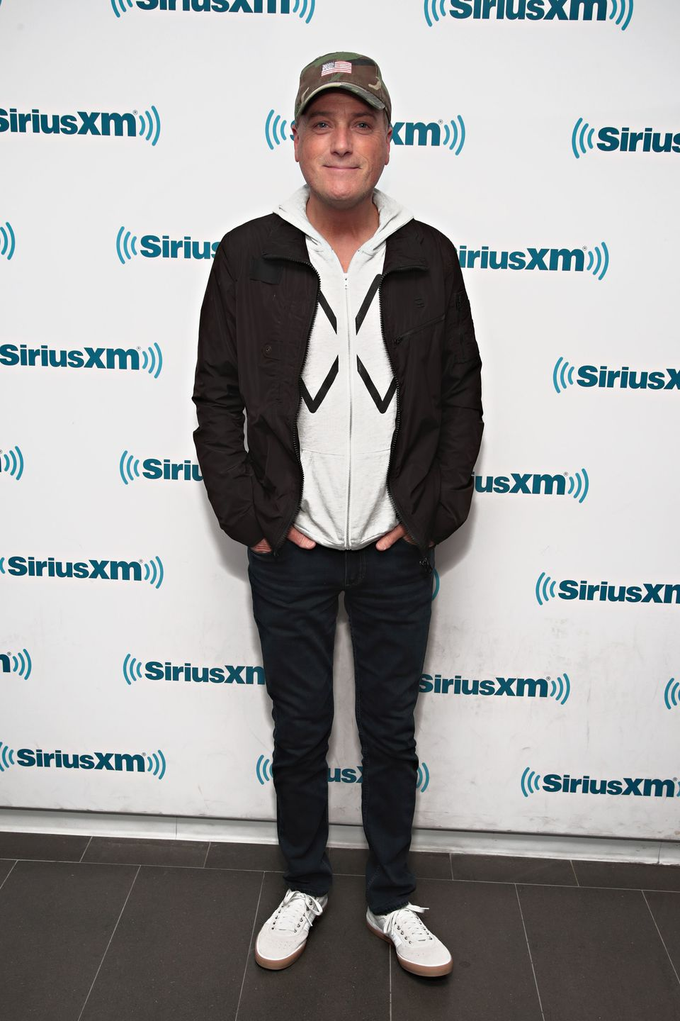 Michael W. Smith visits SIriusXM
