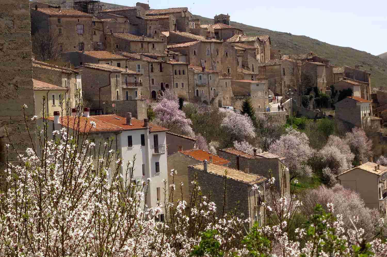 The Abruzzo Village of Santo Stefano di Sessanio