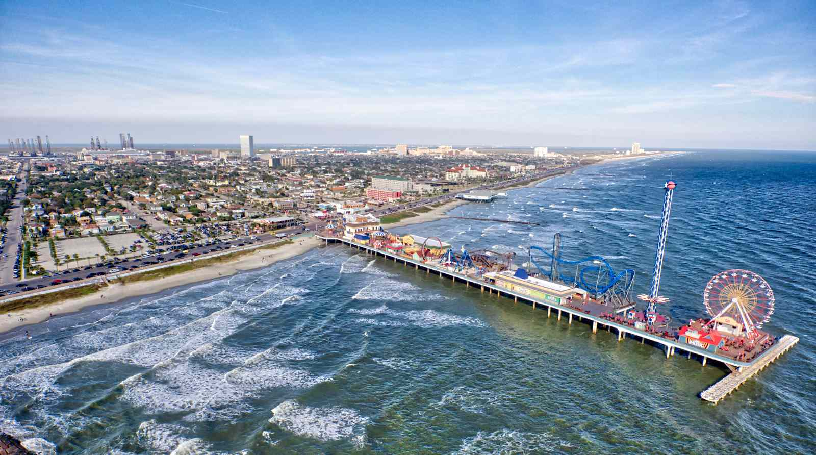 Image result for Sightseeing in Galveston, Texas