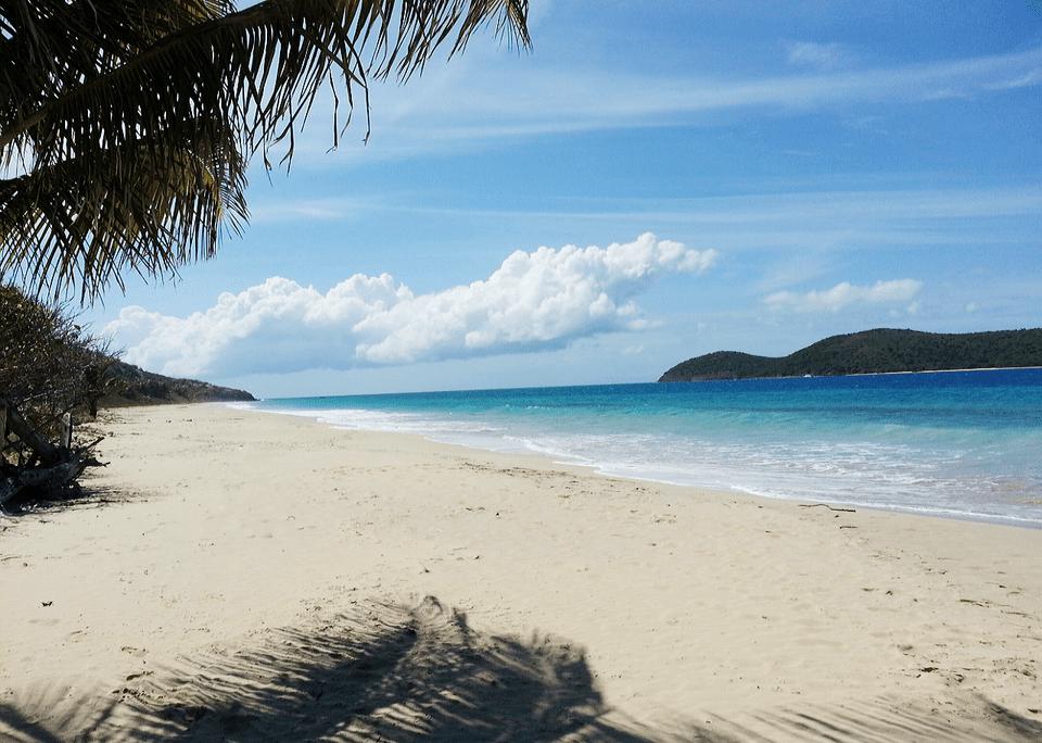 Zoni Beach Culebra Puerto Rico