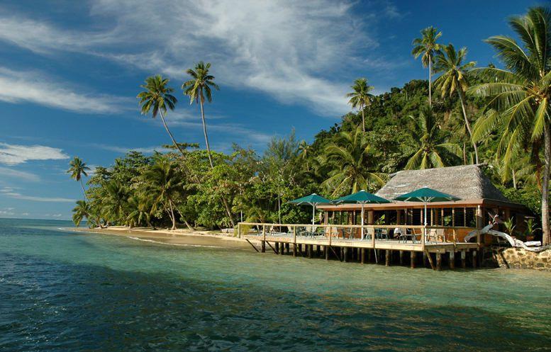 Ocean Floor Hotel Fiji