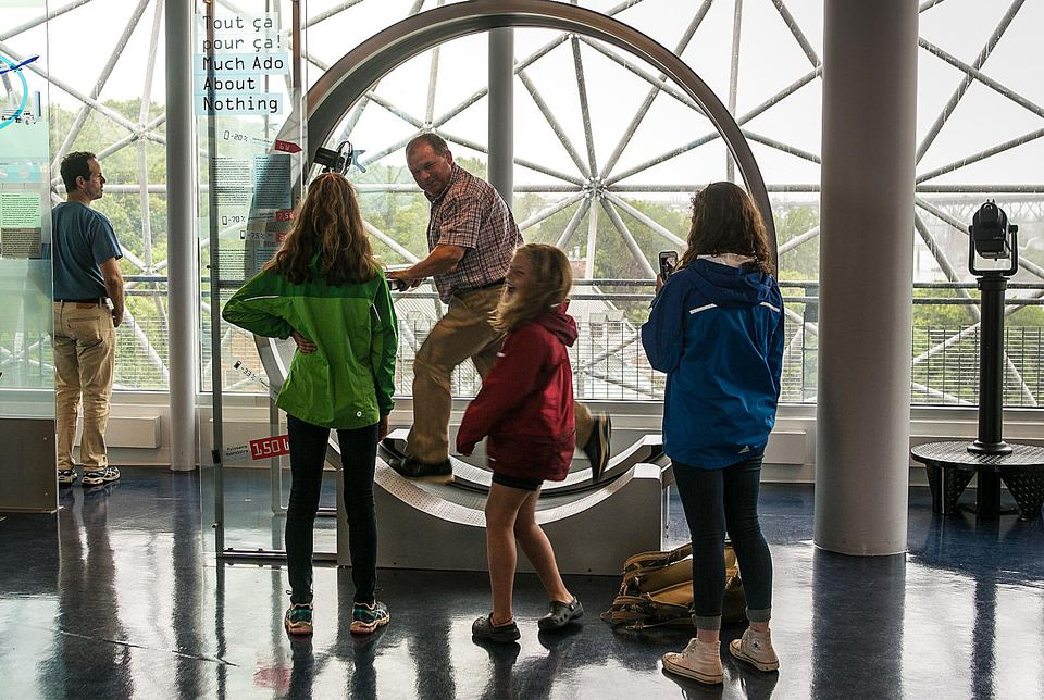 Montreal Museums Day 2017 features over 40 museums opening their doors to the public free of charge.