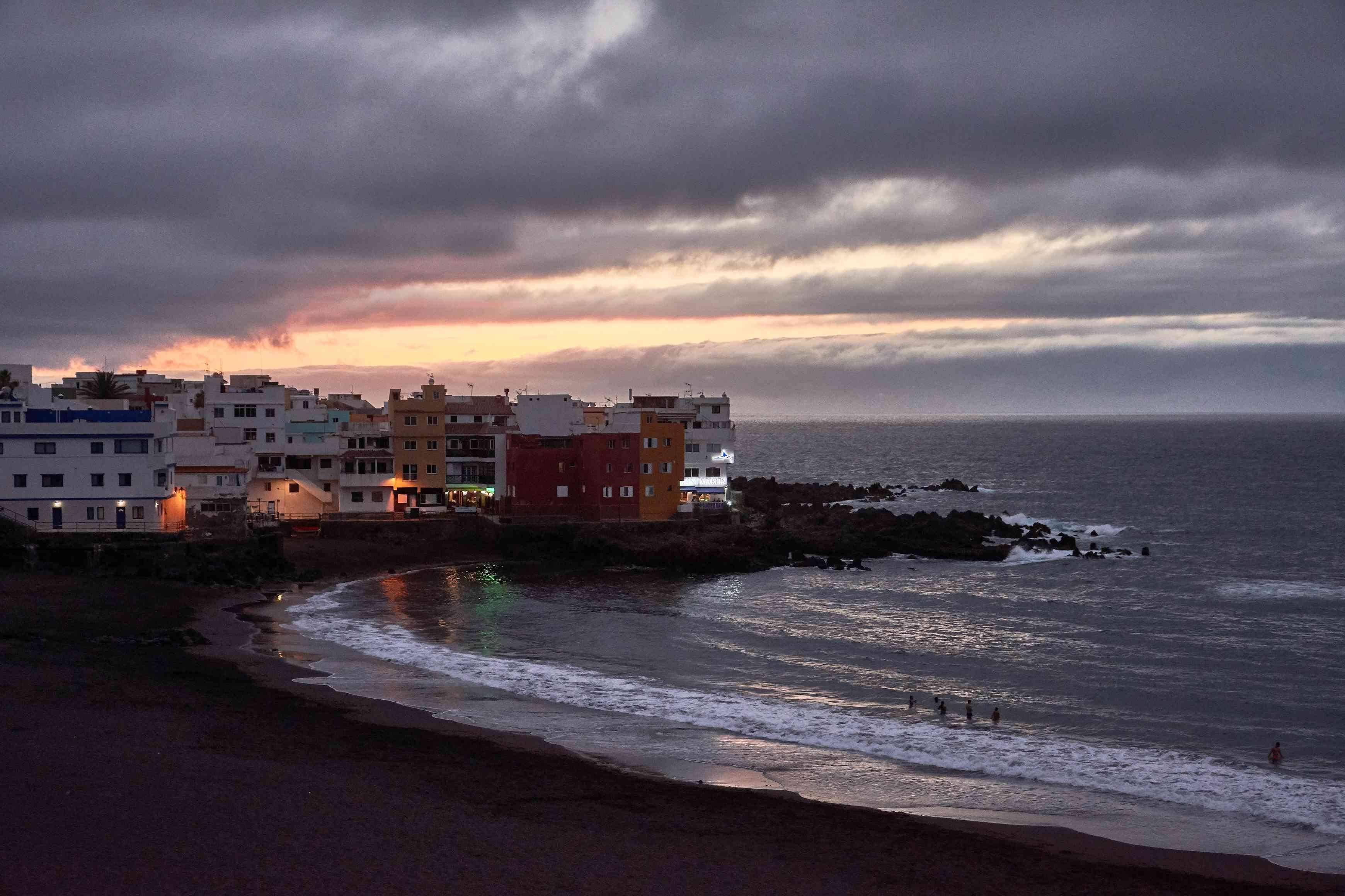 Playa Jardín, Tenerife , Islas Canarias