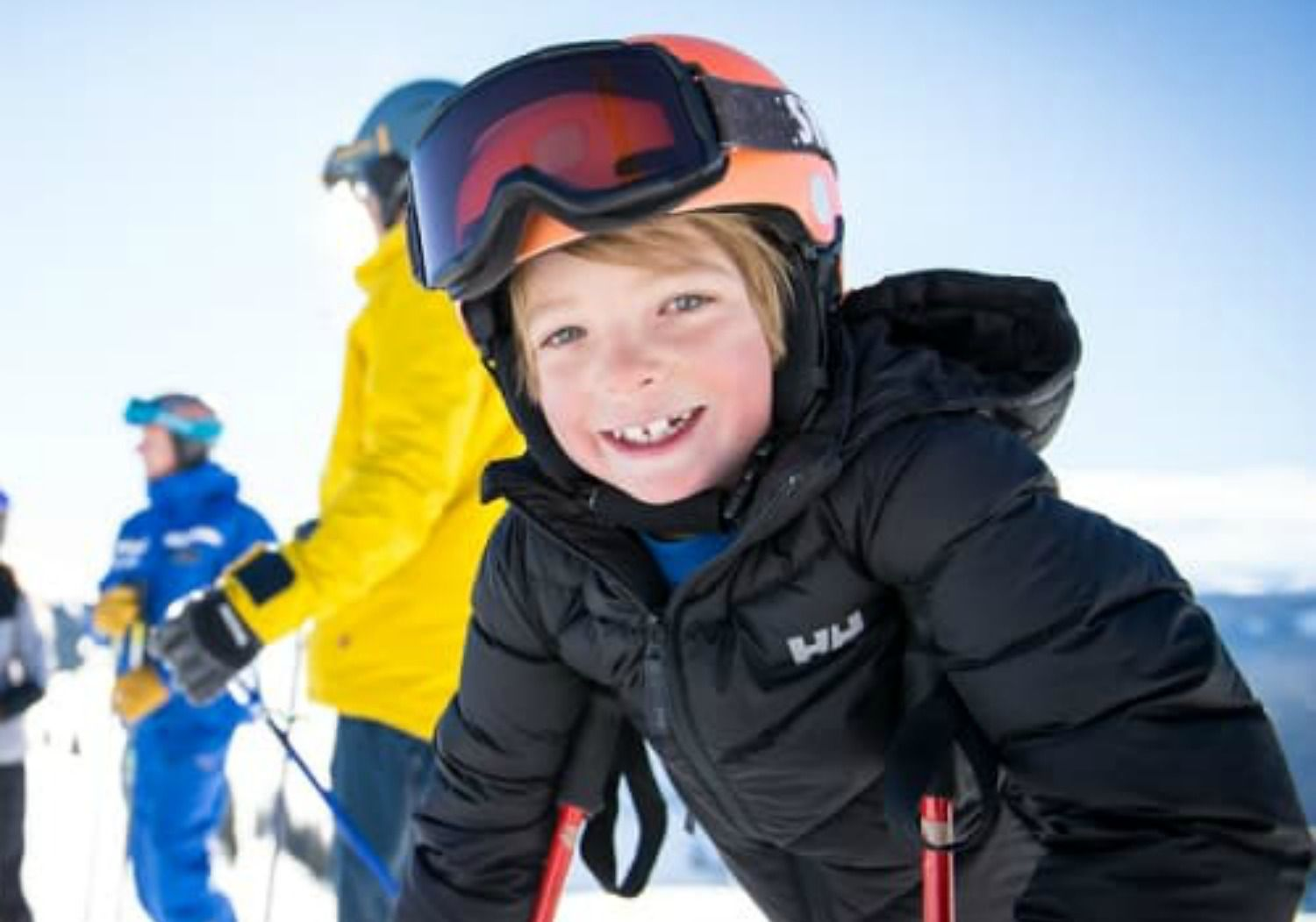 201 Places Kids Ski and Snowboard for Free 2017-2018