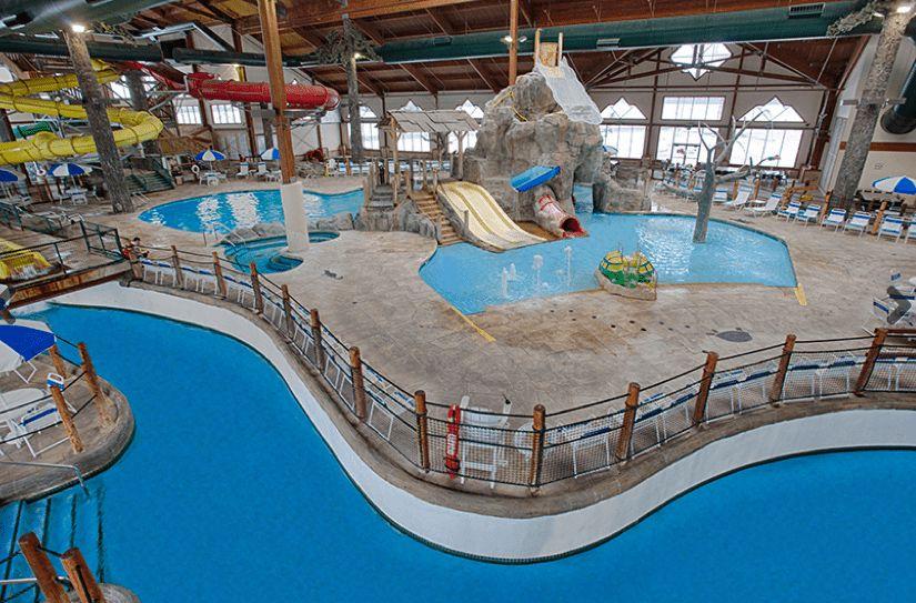 Seven Clans Casino / Hotel y parque acuático en Thief River Falls