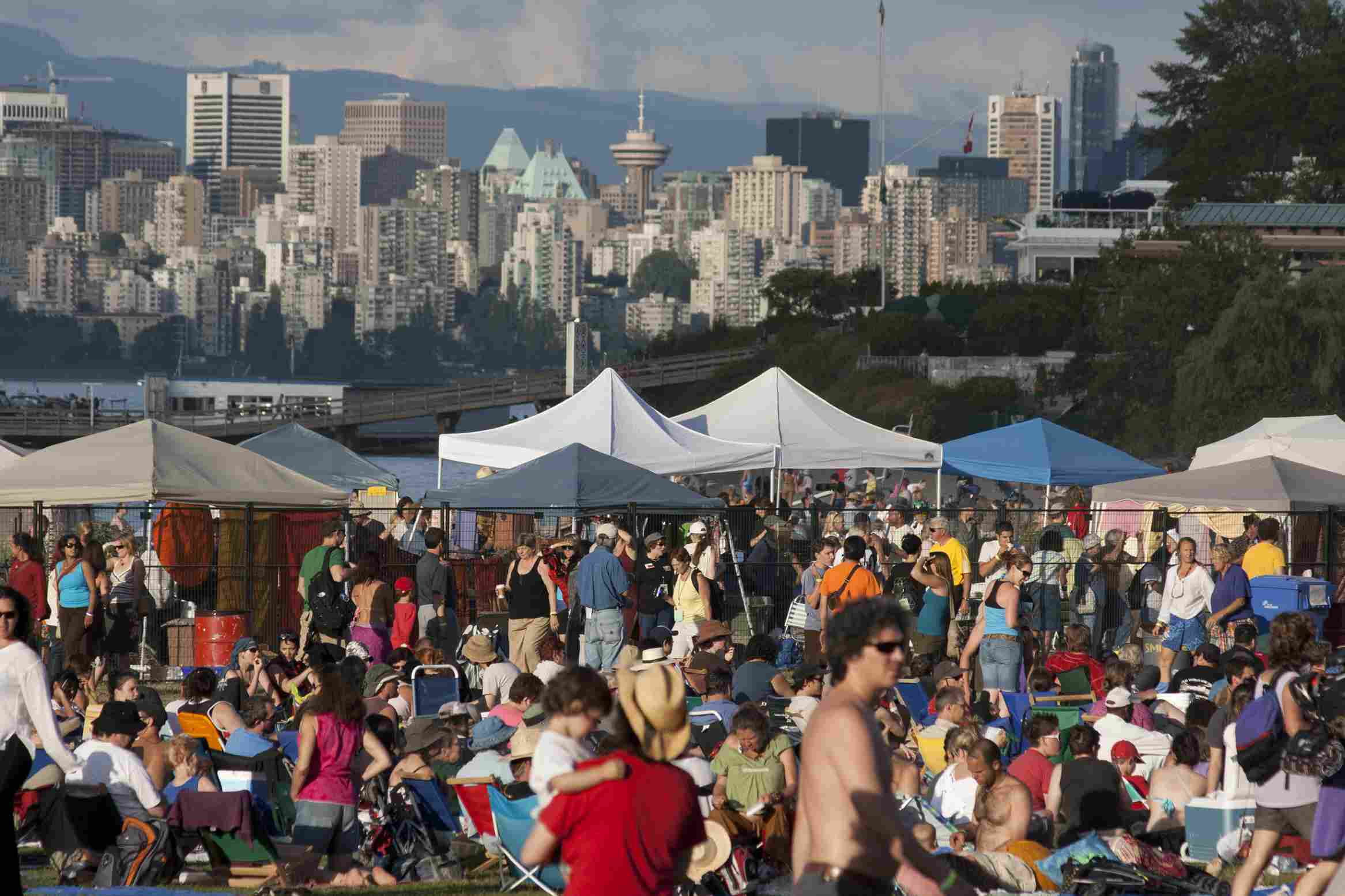 Vancouver Folk Festival, Vancouver, BC