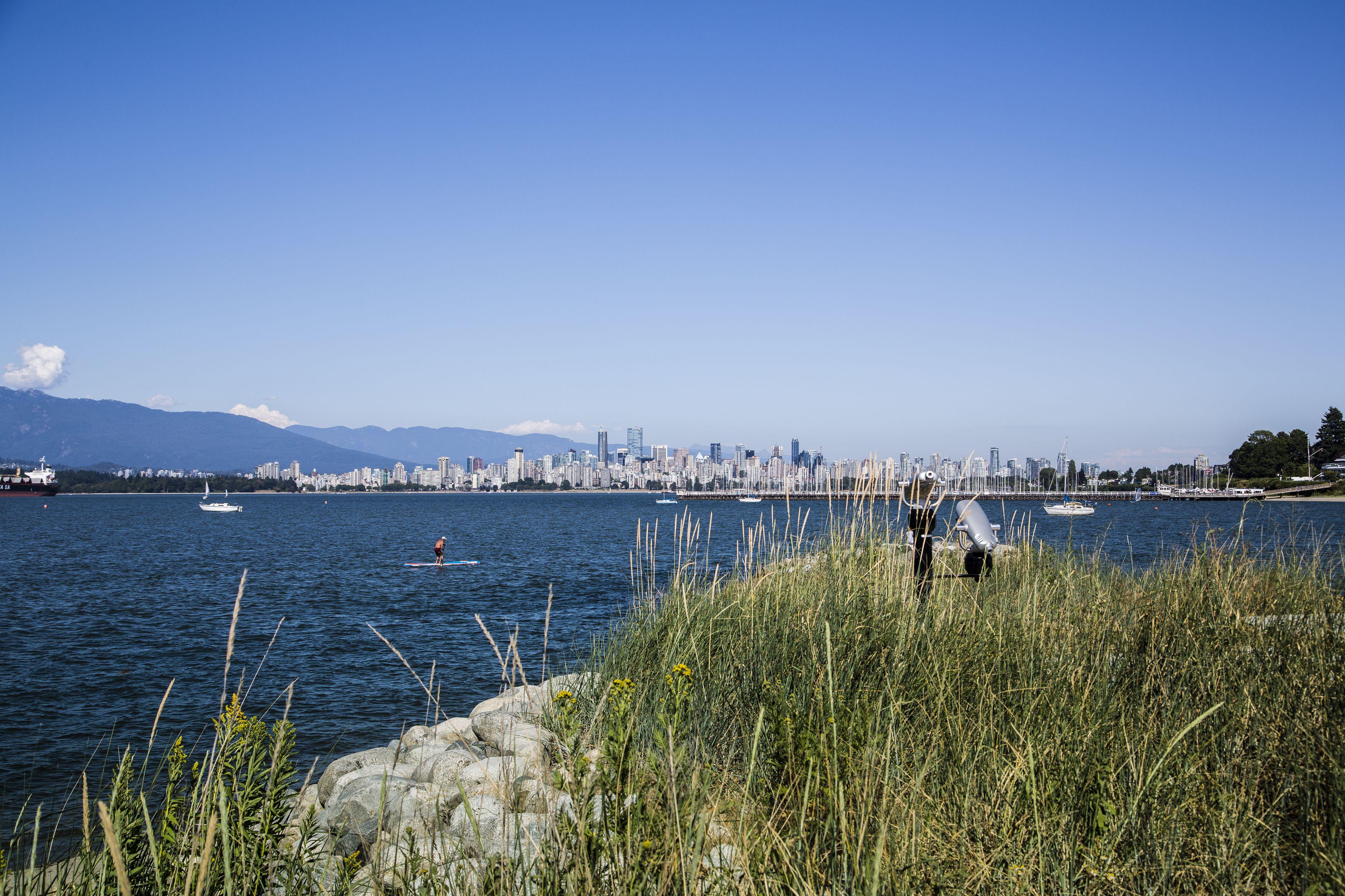 USA, Vancouver, Jericho Beach