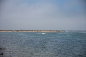 Mission Bay Park in San Diego , CA