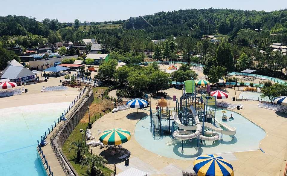 Alabama Splash Adventure water park